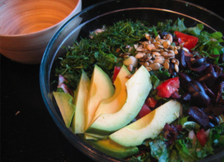 Post image for Buddha Bowl Salad
