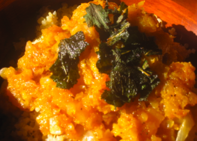 Post image for Butternut Squash & Crispy Sage