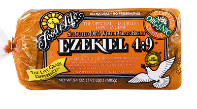 Post image for Ezekiel Bread