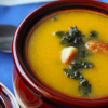 Thumbnail image for Kabocha Squash Soup – Roasted Garlic and Sage