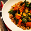 Thumbnail image for Robyn's Squash & Kale Curry