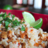 Thumbnail image for Coconut Lime Rice & Tempeh