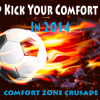 Thumbnail image for Drop Kick Your Comfort Zone In 2014
