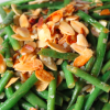 Thumbnail image for Green Beans + Toasted Almonds