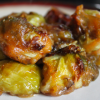 Thumbnail image for Maple Miso Glazed Brussels Sprouts