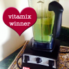 Thumbnail image for Vitamix Contest Winner!!