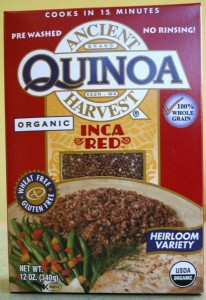 Ancient Harvest Red Quinoa