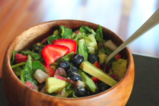 Post image for Berry Avocado Summer Salad
