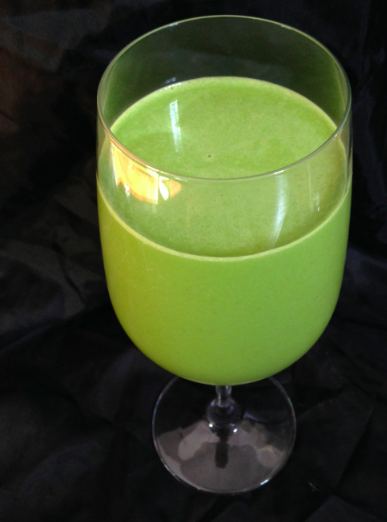 Post image for Black Label Green Smoothie