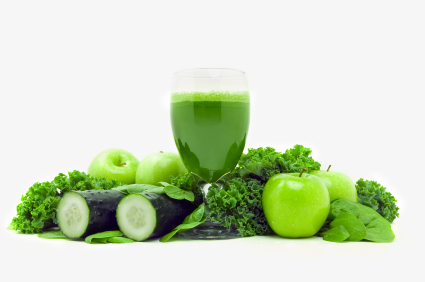 Post image for Juice Cleansing into 2012