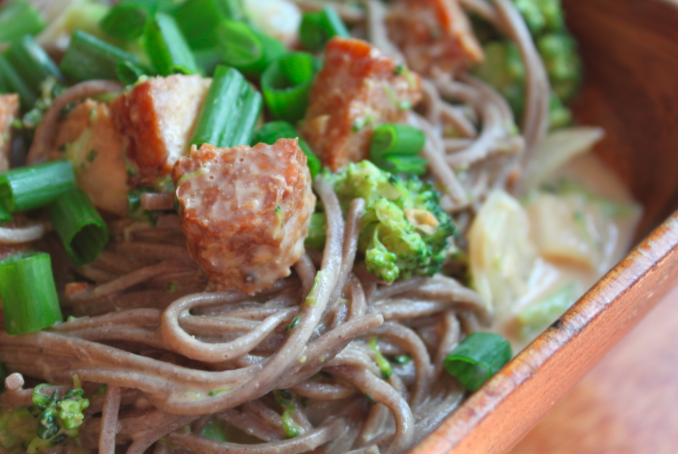 What's your favorite way to eat soba noodles?