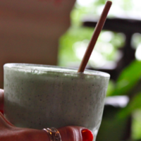 The Simplest Green Smoothie