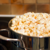 Make Your Own Popcorn (Microwave-Free)