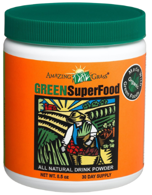 Post image for Amazing Grass Green Superfood
