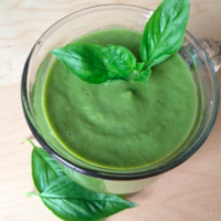 Basil Lover's Smoothie