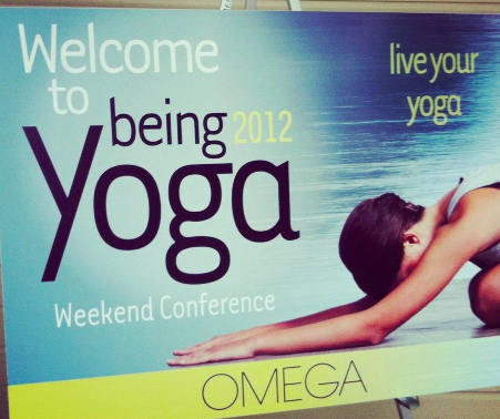 Post image for Being Yoga 2012 Conference