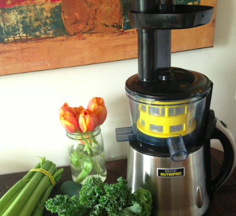 Post image for Bella NutriPro Juicer Revi