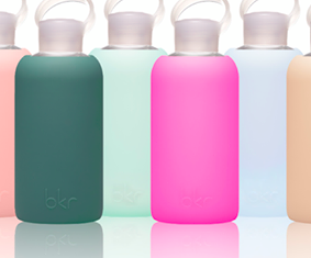 The Best Glass Water Bottle