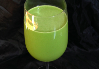 Black Label Green Smoothie