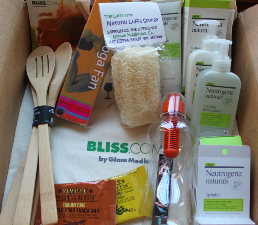 Post image for Eco-Friendly Bliss Bag