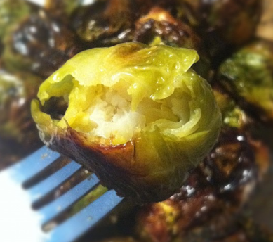 Post image for Cream Puff Brussels Sprouts