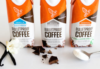 Introducing: Ready To Drink Bulletproof Cold Brew Coffee!