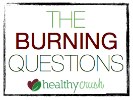 Post image for What ARE The Burning Questions?