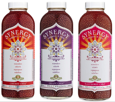 Post image for Chia Seed Kombucha