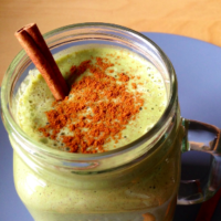 Cinnamon Toast Crunch Green Smoothie