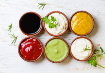 My 5 Favorite Condiments Right Now