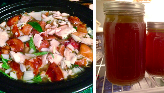 Post image for The Ultimate Slow Cooker Bone Broth Recipe