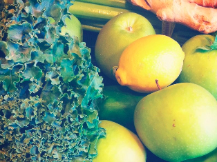 Juice Cleanse Day 1, Green Juice Recipe