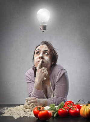 Post image for Is Food Affecting Your Creativity?