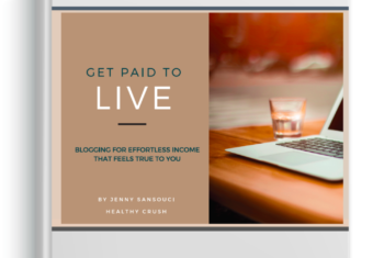 Get Paid To Live: Get The First 10 Pages Free