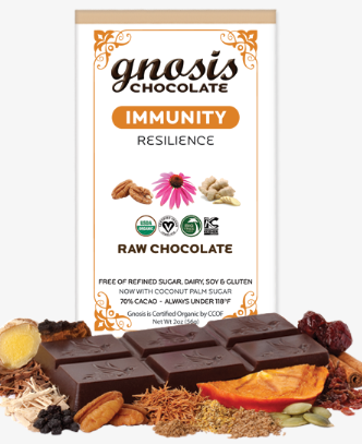 Post image for Immunity-Boosting Chocolate Giveaway!