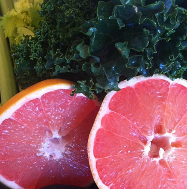 Post image for Juice Cleanse Day 7, Grapefruit Green Juice Recipe