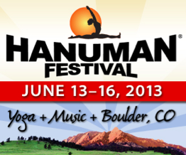 Hanuman Festival: Raising the Vibration