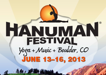 Post image for Hanuman Festival: Raising the Vibration