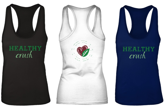 Post image for Healthy Crush Workout Tanks