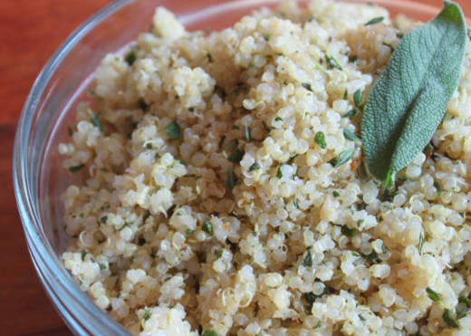 Post image for Herbed Quinoa
