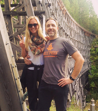 hike with dave asprey