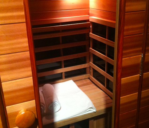 Post image for Infrared Saunas