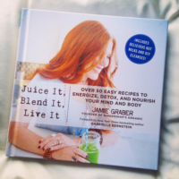 Juice It, Blend It, Live It Launches!!! (+ Lemon Burst Green Juice Recipe)