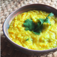 Kitchari: The Ayurvedic Healing Meal