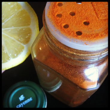 Post image for Morning Drink: Lemon Cayenne Water