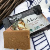 Righteously Raw Maca Bites
