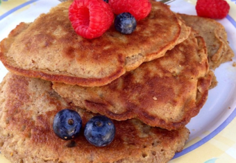 My 2 Favorite Paleo Pancake Recipes