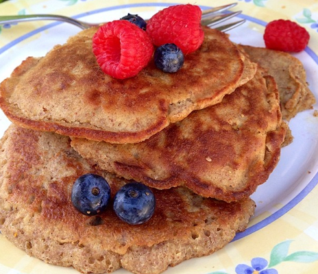 Post image for My 2 Favorite Paleo Pancake Recipes