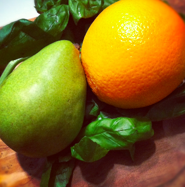 Post image for Juice Cleanse Day 9, Pear Orange Juice Recipe