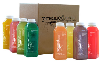 Post image for Pressed Juicery